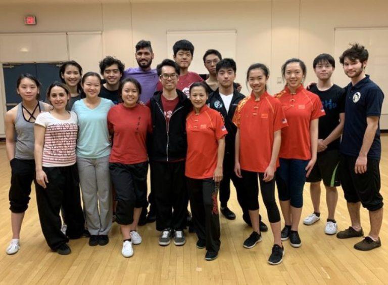 UCSD Wushu Club