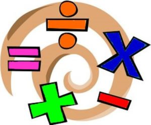 Math graphic