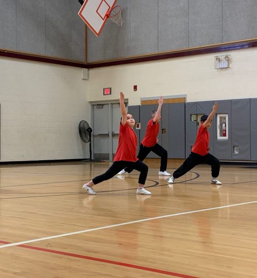 Chinese New Year Performance at Meadow Brook Elementary
